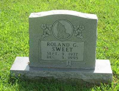SWEET, ROLAND G. - Marion County, Arkansas | ROLAND G. SWEET - Arkansas Gravestone Photos