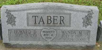 TABER, WANDA M. - Marion County, Arkansas | WANDA M. TABER - Arkansas Gravestone Photos