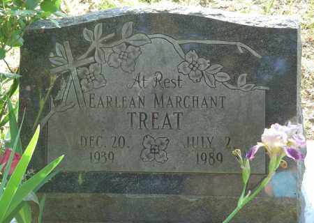 TREAT, EARLEAN - Marion County, Arkansas | EARLEAN TREAT - Arkansas Gravestone Photos