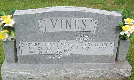 VINES, ROBERT GLENN - Marion County, Arkansas | ROBERT GLENN VINES - Arkansas Gravestone Photos