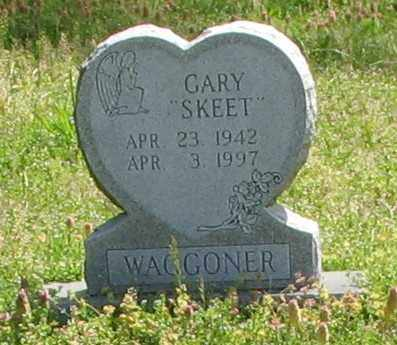WAGGONER, GARY - Marion County, Arkansas | GARY WAGGONER - Arkansas Gravestone Photos
