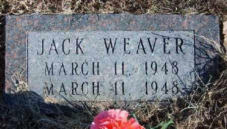WEAVER, JACK - Marion County, Arkansas   JACK WEAVER - Arkansas Gravestone Photos