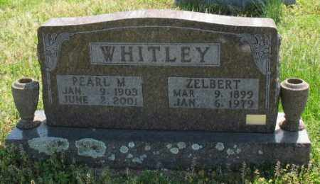 WHITLEY, ZELBERT - Marion County, Arkansas | ZELBERT WHITLEY - Arkansas Gravestone Photos