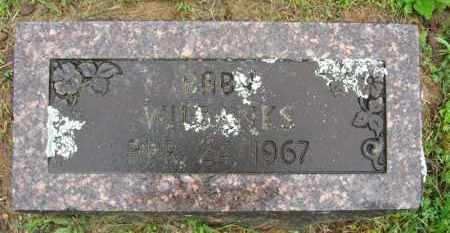 WILBANKS, BABY - Marion County, Arkansas | BABY WILBANKS - Arkansas Gravestone Photos