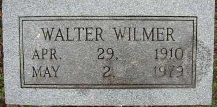 WILMER, WALTER - Marion County, Arkansas | WALTER WILMER - Arkansas Gravestone Photos
