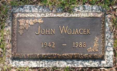 WOJACEK, JOHN - Marion County, Arkansas | JOHN WOJACEK - Arkansas Gravestone Photos