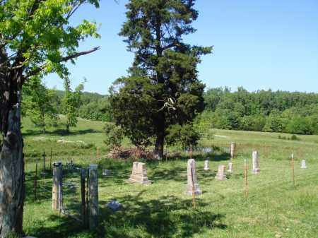 *WOOD FAMILY CEMETERY VIEW,  - Marion County, Arkansas |  *WOOD FAMILY CEMETERY VIEW - Arkansas Gravestone Photos