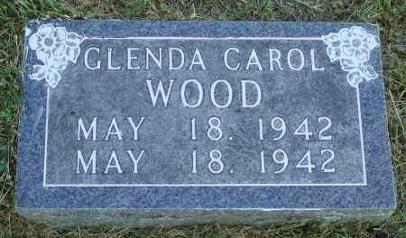 WOOD, GLENDA CAROL - Marion County, Arkansas | GLENDA CAROL WOOD - Arkansas Gravestone Photos