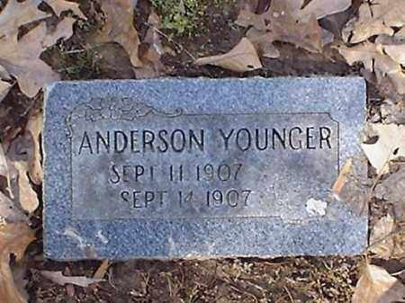 YOUNGER, ANDERSON - Marion County, Arkansas   ANDERSON YOUNGER - Arkansas Gravestone Photos