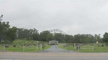 *FAIRVIEW CEMETERY OVERVIEW,  - Marion County, Arkansas |  *FAIRVIEW CEMETERY OVERVIEW - Arkansas Gravestone Photos