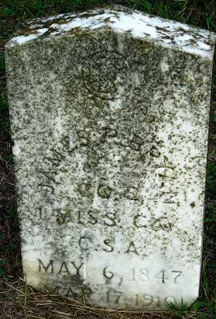 BRYAN  (VETERAN CSA), JAMES P - Miller County, Arkansas   JAMES P BRYAN  (VETERAN CSA) - Arkansas Gravestone Photos