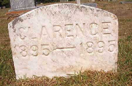 BURNETT, CLARENCE - Miller County, Arkansas | CLARENCE BURNETT - Arkansas Gravestone Photos