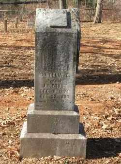 ATTAWAY FROST, CORDELIA E. - Miller County, Arkansas | CORDELIA E. ATTAWAY FROST - Arkansas Gravestone Photos