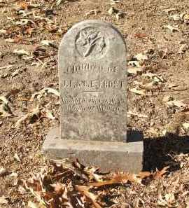 FROST, CHILDREN - Miller County, Arkansas | CHILDREN FROST - Arkansas Gravestone Photos