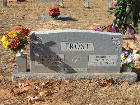 FROST, BOBBIE RUTH - Miller County, Arkansas | BOBBIE RUTH FROST - Arkansas Gravestone Photos