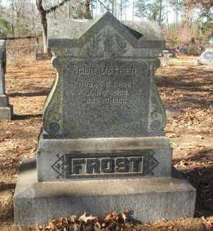 BROWN FROST, SUSAN E. - Miller County, Arkansas | SUSAN E. BROWN FROST - Arkansas Gravestone Photos