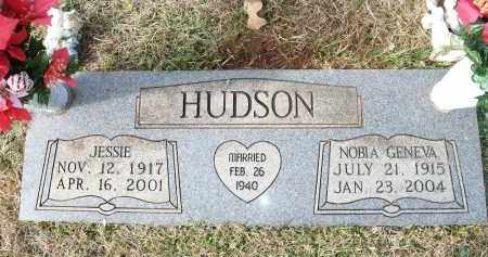 HUDSON, JESSIE - Miller County, Arkansas | JESSIE HUDSON - Arkansas Gravestone Photos