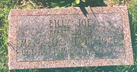 JONES, BILLY JOE - Miller County, Arkansas | BILLY JOE JONES - Arkansas Gravestone Photos