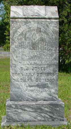 JONES, B. J. - Miller County, Arkansas | B. J. JONES - Arkansas Gravestone Photos