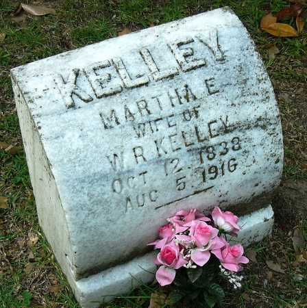 KELLEY, MARTHA E. - Miller County, Arkansas | MARTHA E. KELLEY - Arkansas Gravestone Photos