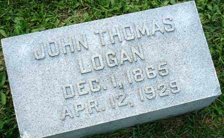 LOGAN, JOHN THOMAS - Miller County, Arkansas | JOHN THOMAS LOGAN - Arkansas Gravestone Photos