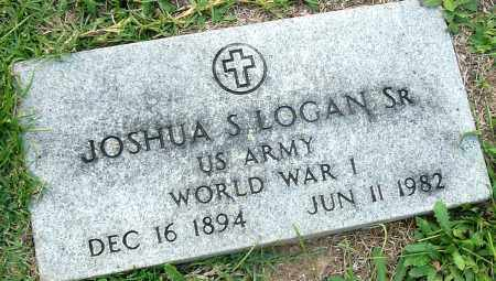 LOGAN SR.  (VETERAN WWI), JOSHUA S - Miller County, Arkansas | JOSHUA S LOGAN SR.  (VETERAN WWI) - Arkansas Gravestone Photos