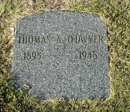 O'DWYER, THOMAS A. - Miller County, Arkansas | THOMAS A. O'DWYER - Arkansas Gravestone Photos