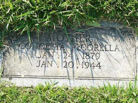 PECORELLA, CONCETTA - Miller County, Arkansas | CONCETTA PECORELLA - Arkansas Gravestone Photos