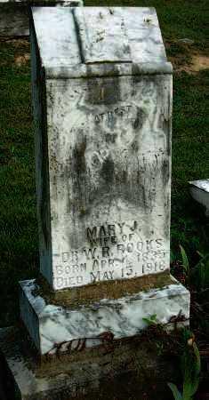 ROOKS, MARY J. - Miller County, Arkansas | MARY J. ROOKS - Arkansas Gravestone Photos