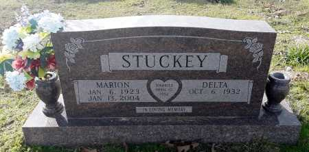 STUCKEY, MARION - Miller County, Arkansas | MARION STUCKEY - Arkansas Gravestone Photos