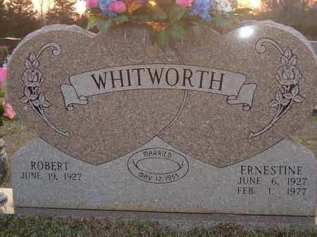 WHITWORTH, ERNESTINE - Miller County, Arkansas | ERNESTINE WHITWORTH - Arkansas Gravestone Photos