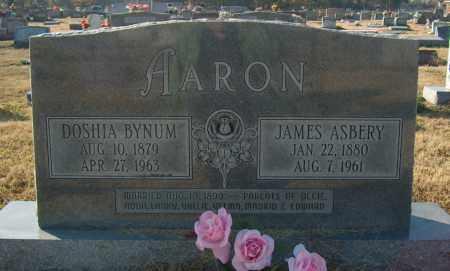 BYNUM AARON, DOSHIA - Mississippi County, Arkansas | DOSHIA BYNUM AARON - Arkansas Gravestone Photos