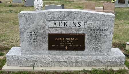 "ADKINS  (VETERAN WWII), JOHN P. ""JP"" - Mississippi County, Arkansas | JOHN P. ""JP"" ADKINS  (VETERAN WWII) - Arkansas Gravestone Photos"