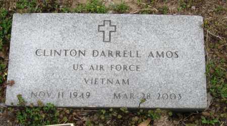 AMOS  (VETERAN VIET), CLINTON DARRELL - Mississippi County, Arkansas | CLINTON DARRELL AMOS  (VETERAN VIET) - Arkansas Gravestone Photos