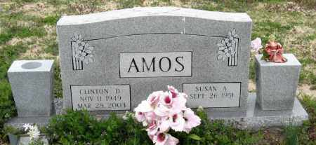 AMOS, CLINTON D - Mississippi County, Arkansas | CLINTON D AMOS - Arkansas Gravestone Photos