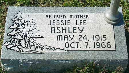 ASHLEY, JESSIE LEE - Mississippi County, Arkansas | JESSIE LEE ASHLEY - Arkansas Gravestone Photos
