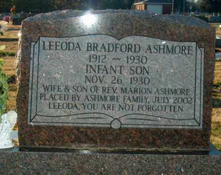 ASHMORE, LEEODA - Mississippi County, Arkansas | LEEODA ASHMORE - Arkansas Gravestone Photos