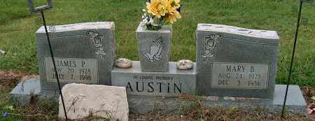 AUSTIN, JAMES P - Mississippi County, Arkansas | JAMES P AUSTIN - Arkansas Gravestone Photos