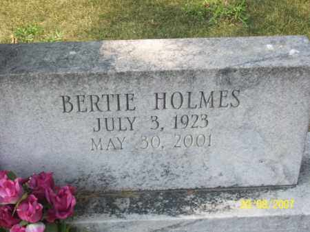 HOLMES AVERY, BERTIE - Mississippi County, Arkansas   BERTIE HOLMES AVERY - Arkansas Gravestone Photos