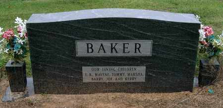 BAKER, LEE ALLEN - Mississippi County, Arkansas | LEE ALLEN BAKER - Arkansas Gravestone Photos