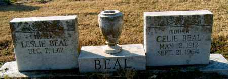 BEAL, CELIE - Mississippi County, Arkansas | CELIE BEAL - Arkansas Gravestone Photos