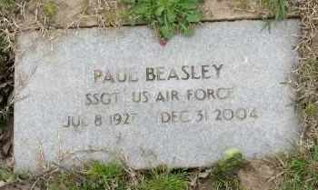 BEASLEY (VETERAN), PAUL - Mississippi County, Arkansas | PAUL BEASLEY (VETERAN) - Arkansas Gravestone Photos