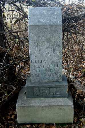 BELL, DELIA - Mississippi County, Arkansas | DELIA BELL - Arkansas Gravestone Photos