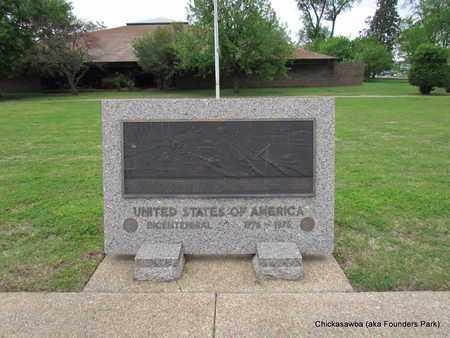 *BICENTENNIAL, MEMORIAL OVERVIEW - Mississippi County, Arkansas | MEMORIAL OVERVIEW *BICENTENNIAL - Arkansas Gravestone Photos