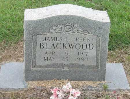 BLACKWOOD, JAMES L - Mississippi County, Arkansas | JAMES L BLACKWOOD - Arkansas Gravestone Photos