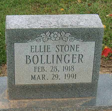 BOLLINGER, ELLIE STONE - Mississippi County, Arkansas | ELLIE STONE BOLLINGER - Arkansas Gravestone Photos