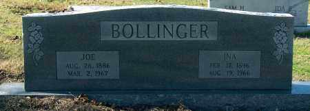 BOLLINGER, JOE - Mississippi County, Arkansas | JOE BOLLINGER - Arkansas Gravestone Photos