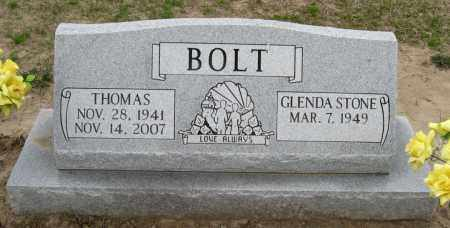 BOLT, THOMAS - Mississippi County, Arkansas | THOMAS BOLT - Arkansas Gravestone Photos