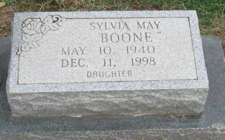 BOONE, SYLVIA MAY - Mississippi County, Arkansas | SYLVIA MAY BOONE - Arkansas Gravestone Photos