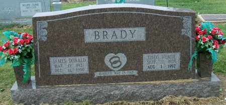 VEACH BRADY, THEO - Mississippi County, Arkansas | THEO VEACH BRADY - Arkansas Gravestone Photos